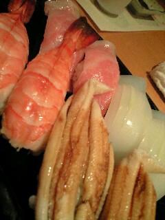 寿司食いねぇで飲みねぇで