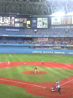 初☆京セラドーム